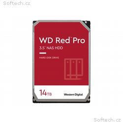 WD, HDD Desk Red Pro 14TB 3.5 SATA 512