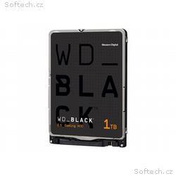 WD, HDD Black 1TB 2.5 SATA 128MB
