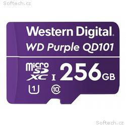 WD Purple SC QD101 WDD256G1P0C - Paměťová karta fl