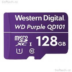 WD Purple SC QD101 WDD128G1P0C - Paměťová karta fl