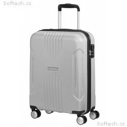 American Tourister Tracklite SPINNER 55 Silver