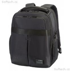 "Samsonite LAPT. BACKP. 13""-14"" EXP Jet Black - CIT"
